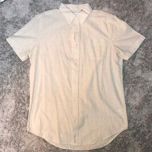 Five Four large short sleeve buttons down